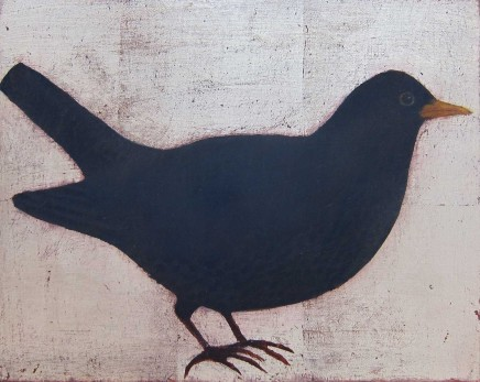 Jane MacNeill, Black Bird, 2015