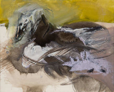 Gail Harvey, Splashing Duck