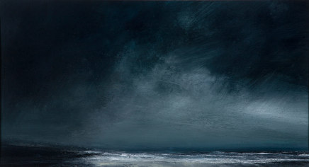 Ruth Brownlee, November Storm Sky