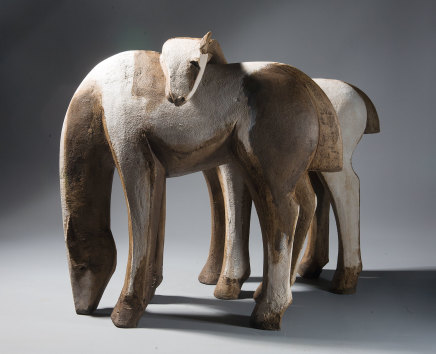 Illona Morrice, Painted Ponies