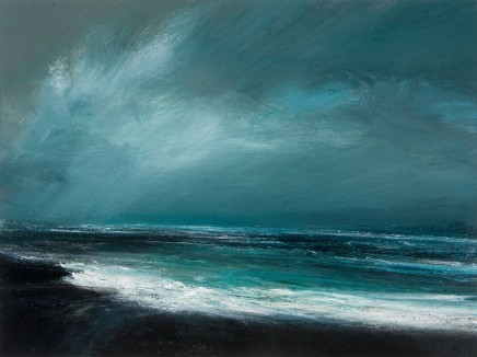 Ruth Brownlee, Fleeting Light over the North Sea