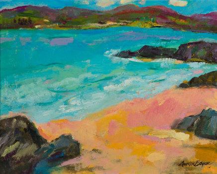 Annette Edgar, Nairn Shore, 2019