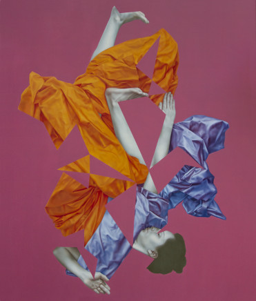 Juliette Mahieux Bartoli, Icarus Pink , 2017