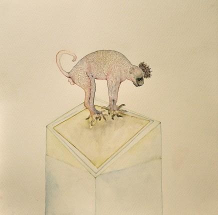 Radhika Agarwala, All Creatures Great and Small No.1, 2012