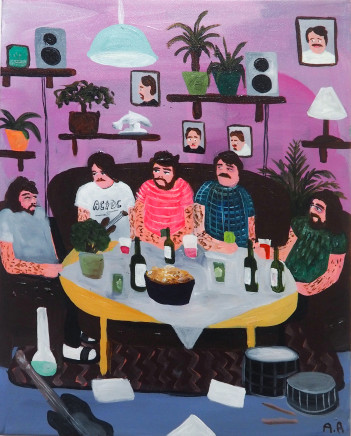 Audun Alvestad, We Could Have Been The Beatles, 2018