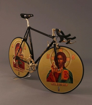 Daniel Bragin, Proposal for the Russian Olympic Cycling Team, 2012