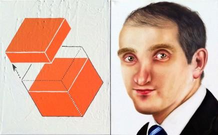 Amir Chasson, Ten Dimensional Tetrahedron, 2011