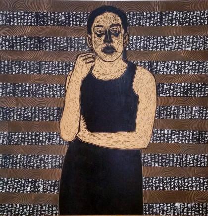 Ephrem Solomon, Recycle Series (22), 2018