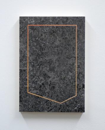 Evy Jokhova, Template for Venetian Marble II, 2017