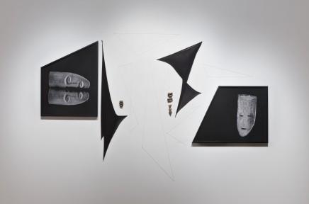 Sheree Hovsepian, Material Gestures (Mask), 2014