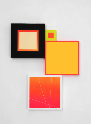 Richard Schur, Spatial Object (III), 2018