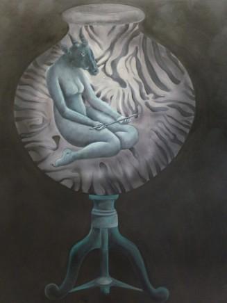 Radhika Agarwala, The Midnight Void I, 2013