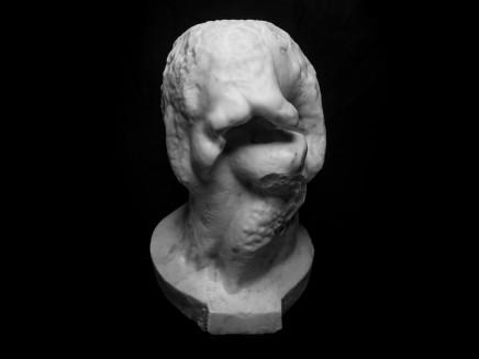 Athar Jaber, Marble Head Opus 5 nr.5, 2015