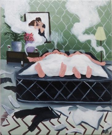 Audun Alvestad, Patrick Swayzes Bedroom, 2018
