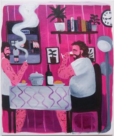 Audun Alvestad, Pink Lunch, 2018
