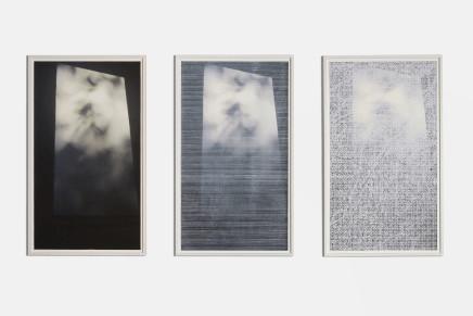 Caroline Jane Harris, Monolith 1, 2 & 3, 2018