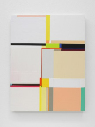Richard Schur, From the Manhattan Series (Study), 2014