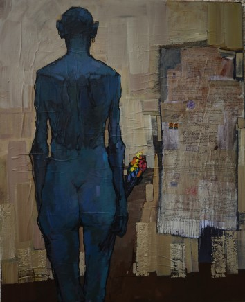 Dawit Abebe, No. 2 Background 6, 2014