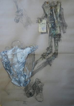 Dawit Abebe, X-Privacy I, 2011