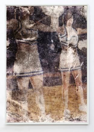Jeremy Everett, Untitled (Buried Cheerleader) (2), 2009-2015