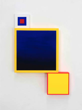 Richard Schur, Spatial object (VII), 2018