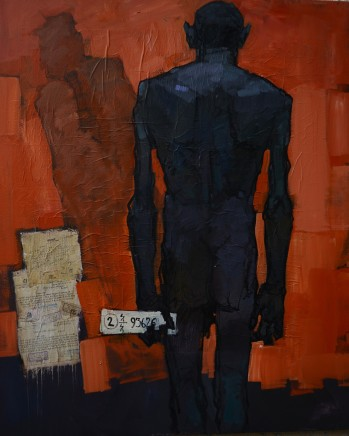 Dawit Abebe, No. 2 Background 5, 2014