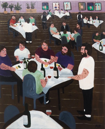 Audun Alvestad, Fine Dining, 2018