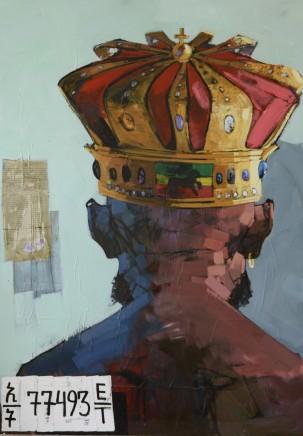 Dawit Abebe, No 2. Background 36, 2016