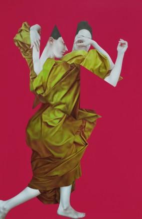Juliette Mahieux Bartoli, Eos Red, 2016