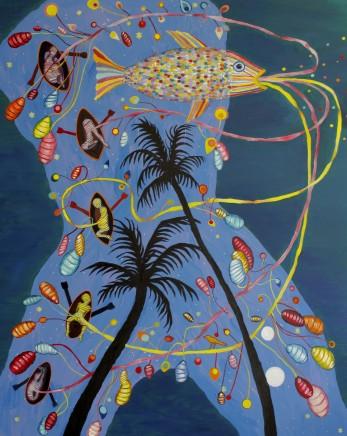 Celina Teague, A Fish Called Wonder, 2013