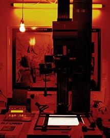 Crispin Gurholt, Darkroom, 2009