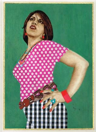 Soheila Sokhanvari, Honky Tonk Woman, 2013