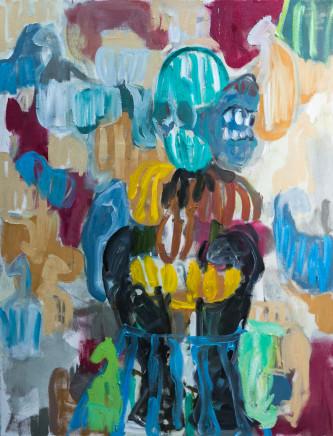 Gresham Tapiwa Nyaude, The Fog Hopes and Illusions, 2018