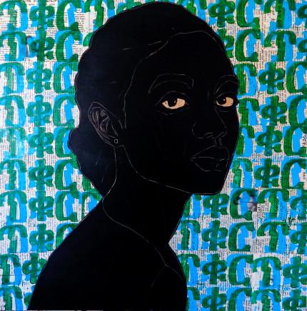 Ephrem Solomon, Silence Series 25, 2017