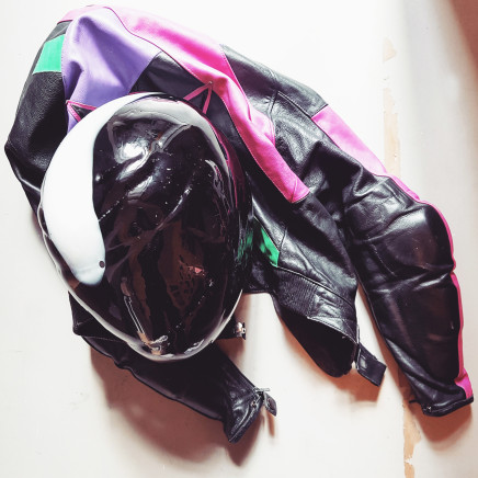 Alana Lake, Helmet, from the series Pleasure Drive, 2019