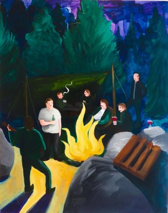 Audun Alvestad, Nightwatchers, 2018