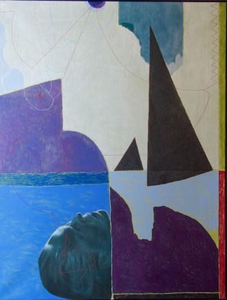 Sverre Bjertnæs, The Black Sails, 2015-16