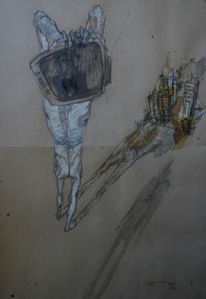 Dawit Abebe, X-Privacy II, 2011