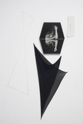Sheree Hovsepian, Material Gestures (Sister #1), 2012