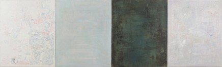 Hiroshi Tachibana, Five Panels, 2014-15