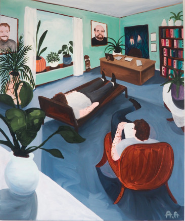 Audun Alvestad, The Therapist, 2018