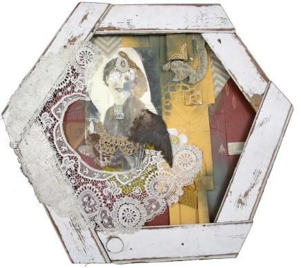 Monica Canilao, The Harpy, 2011