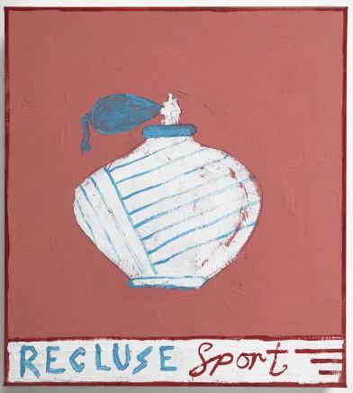 Richie Culver, Recluse Sport Perfume , 2018
