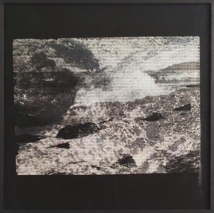 Caroline Jane Harris, Crashing Waves II, 2018