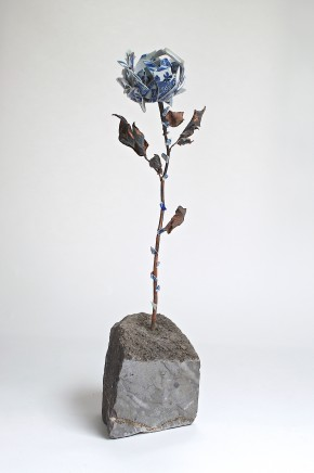 Bouke de Vries, Grown from Chinese clay, 2017