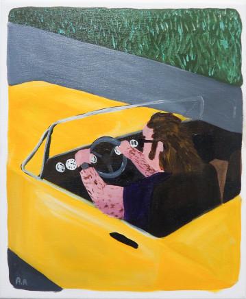 Audun Alvestad, Yellow Cab Driver, 2018