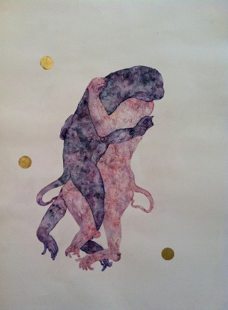 Radhika Agarwala, The Night Lovers II, 2012