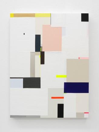 Richard Schur, White Feather, 2015