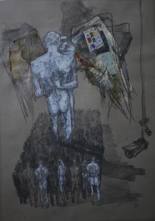Dawit Abebe, X-Privacy X, 2014