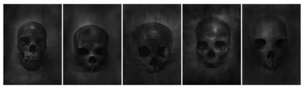 Daniel Malva, Sequence one - (6, 106, 223, 322, 442), 2015